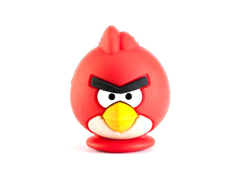 USB FlashDrive 4GB EMTEC Blister (Angry Birds Red Bird A100)